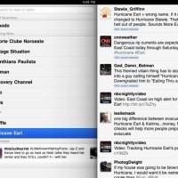 Update: Twitter voegt push notificatie toe aan iPad app