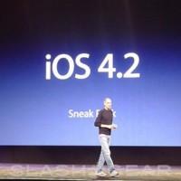 Twee iOS 4.2 Gold Master voor iPad uitgebracht [UPDATE]