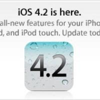 Alles wat je wilt weten over iOS 4.2