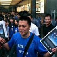 Massale iPad smokkel tussen Hongkong en China