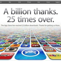 Winnaar 25 miljardste download App Store is een Chinees
