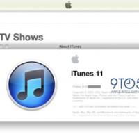 iTunes 11 uitgesteld naar eind november