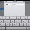 iCloud.com emailadres aan te maken in iOS 6 beta 3