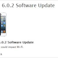 Gerucht: iOS 6.0.2. verkort batterijduur