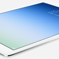 Dit is hem dan: de iPad Air!