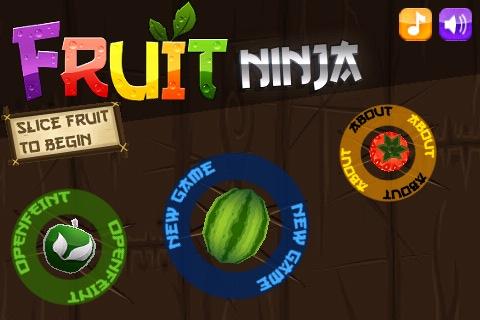 Fruit Ninja nu ook voor iPad