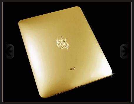 Gouden iPad is een feit
