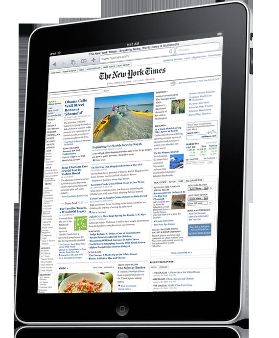 Releasedatum iPad in Nederland
