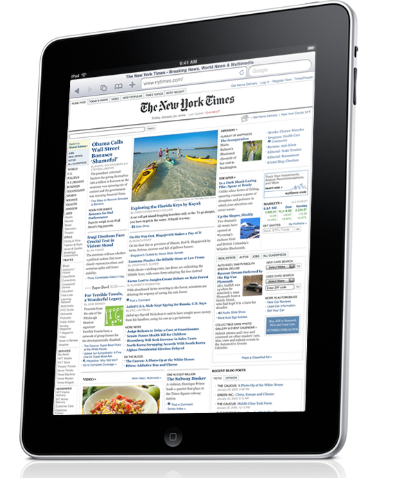 Update iPad Release: 23 Juli!