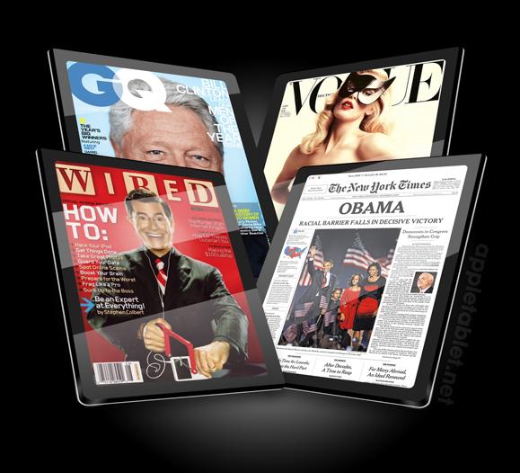Nederlandse uitgevers verwachten veel van iPad