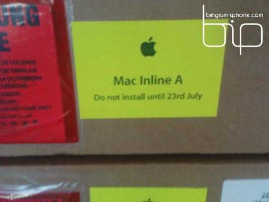 iPad op 23 juli in België, Nederland volgt