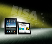 Apple iPad wint EISA Award