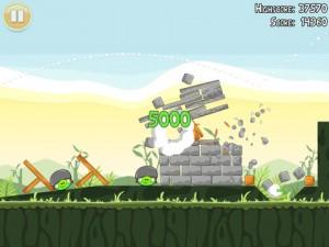 Angry Birds naar Consoles