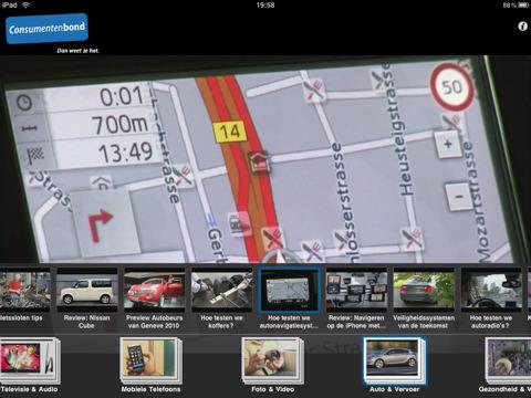 Consumentenbond iPad app beschikbaar