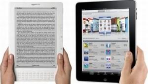 Amazon levert kritiek op iPad