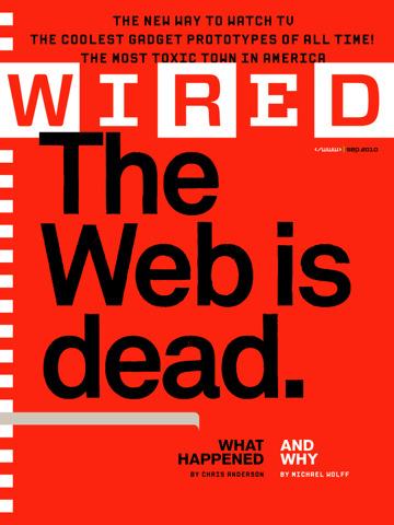 Update: WIRED magazine