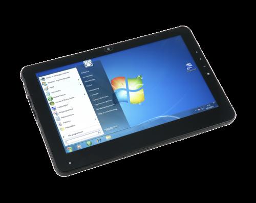 Nederlands bedrijf komt met Windows 7 Tablet