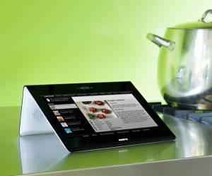 Design Alessi Tablet: iPad killer?
