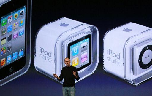 Apple toont nieuwste iPods