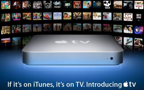 Apple TV lijkt inwendig sterk op iPad