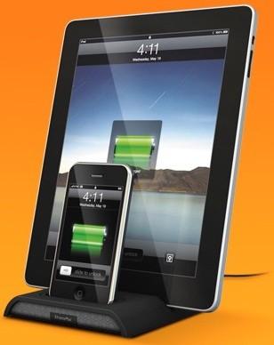 Dual iPad en iPhone charger