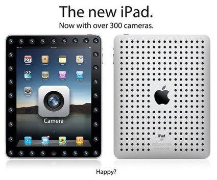 Rumor: Speculaties over een kerst iPad met Facetime