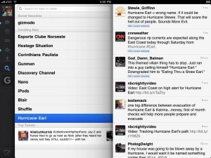 Update: Twitter voegt push notificatie toe aan iPad app