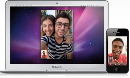 Back to the Mac Event: Facetime en App Store naar Mac