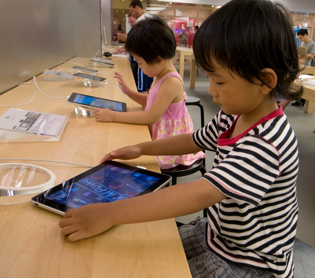 iPad meest gewilde kerstkado bij kinderen