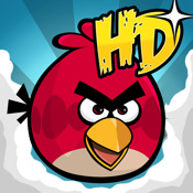 Update: Angry Birds HD met 15 extra levels