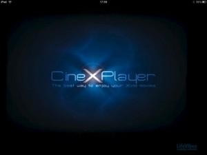 Update: CineXplayer nu met TV Output!