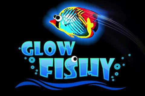 Nú Gratis: Glow Fishy voor iPad
