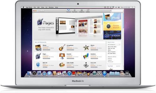 Mac App Store opent over 90 dagen