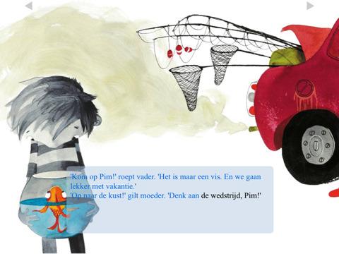 iPad apps voor kinderen: Piccolo's De wedstrijd