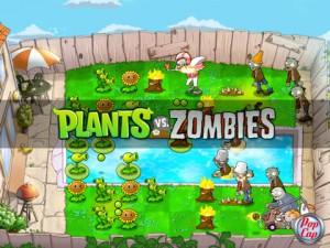 Goede doel: Plants vs Zombies HD bijna Gratis