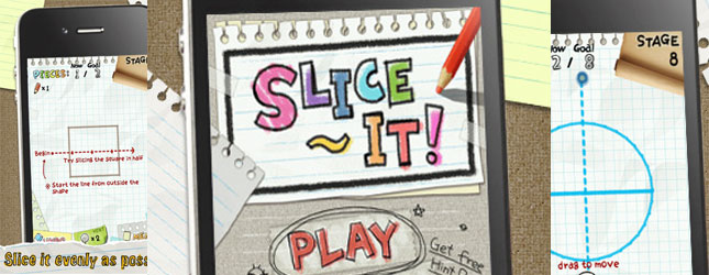 Update: Slice it! EXTRA LEVELS!