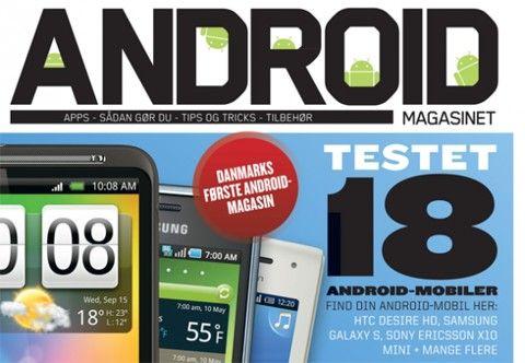 Android Magazine geweigerd in App Store