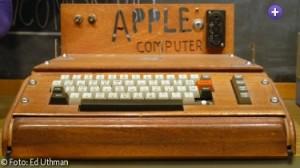 Apple I verkocht voor ruim 150.000 euro