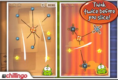 Review: Cut the Rope HD