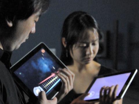 Uniek: Vioolspelen op iPad met Magic Fiddle