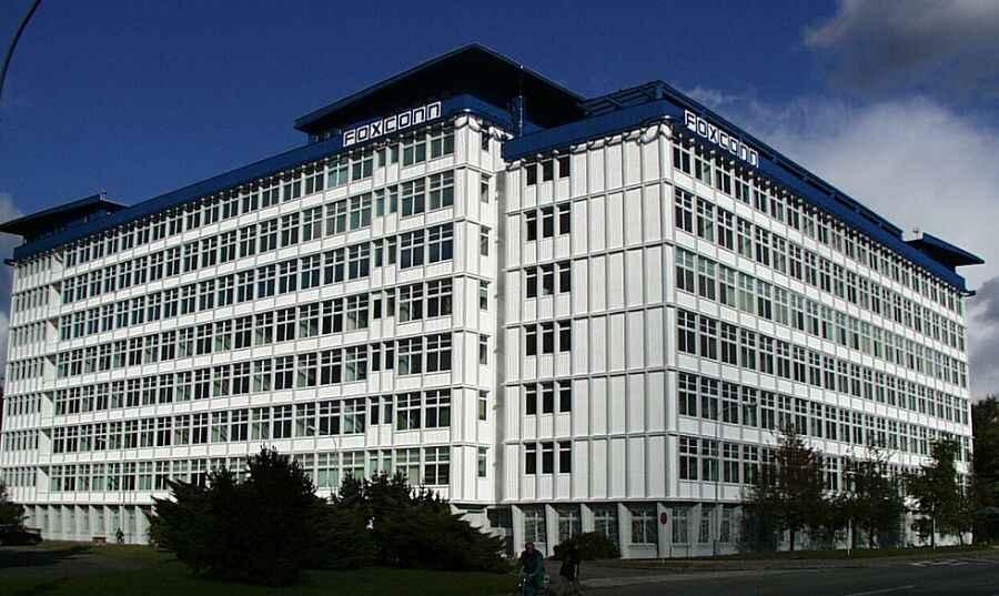 Foxconn breidt productiefaciliteiten uit voor iPad