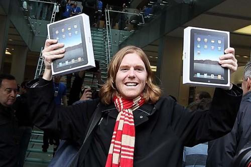 Rumor: iPad 2 3G komt met geïntegreerde simkaart