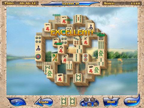 Tijdelijk: Mahjong Artifacts HD
