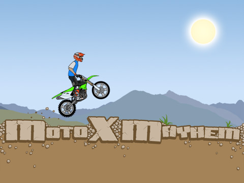 Nog 1 dag gratis: Moto X Mayhem for iPad