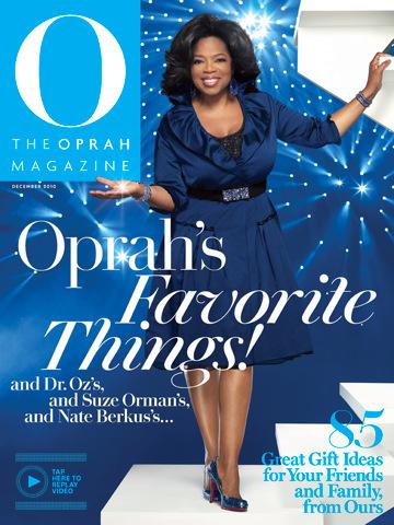 Oprah roemt de Apple iPad en geeft er 275 weg
