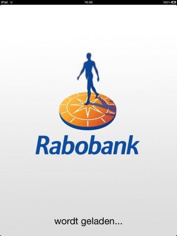 Rabobank brengt Rabo Bankieren voor iPad