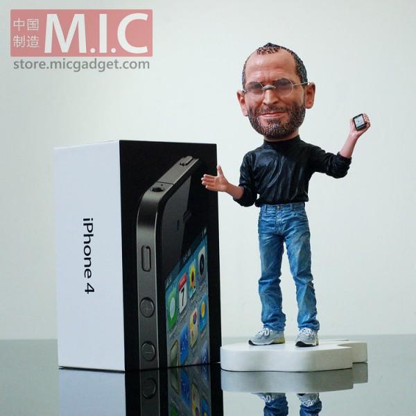 Steve Jobs Actionfigure uitverkocht