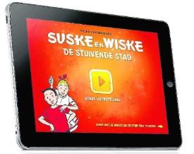 Suske en Wiske app al ruim 80.000 keer gedownload