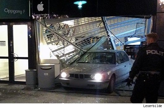 Hit and Run: 50 dozen met iPads weg