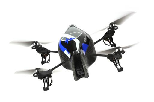 Tweede AR Drone spoorloos